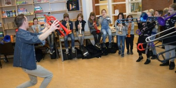 trompet trombone workshop